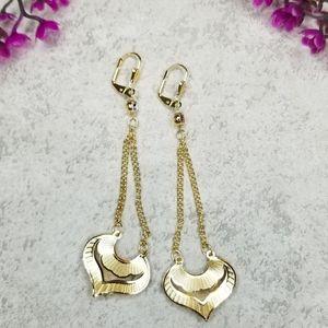 ⭐3/$20 Gold Plated Dangling Earrings